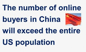 Quote online population of China