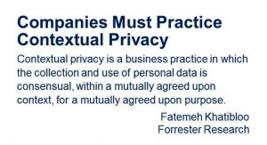 Quote on privacy