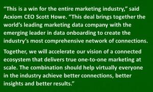 Howe Quote