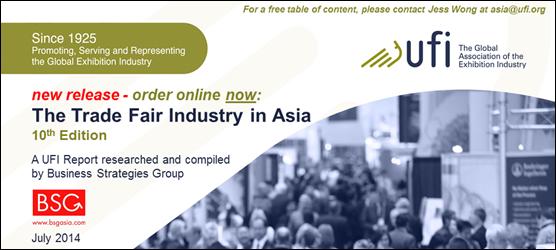 BSG Report on Trade Fair Industry 2014