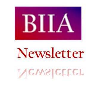 BIIA Newsletter October I – 2014 Issue