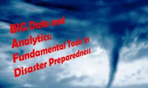 BIG Data and Disasters300