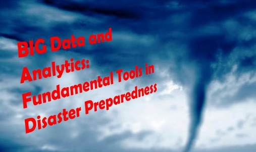 Is Big Data the Best Preparation Against Natural Disasters?