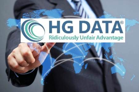 HG Data in Partnership with InsideView