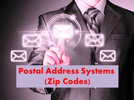 Postal Address Systems 300