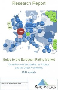 Ratingplatform Cover 2014 Guide to EU rating market