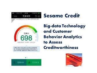 First Private Sector Consumer Credit Bureau Launched in China by Alibaba Affiliate
