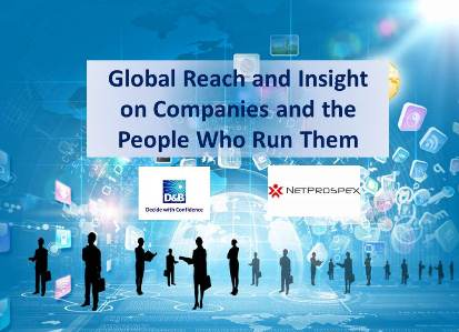 D&B Acquires NetProspex to Deliver Largest Global Reach and Insight on Companies and the People Who Run Them – BIIA Members