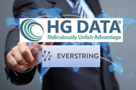 HG Data and EverString Form Strategic Partnership