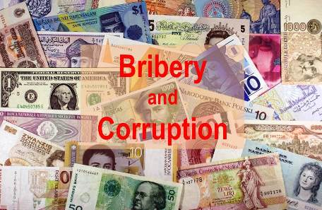 Bribery and Corruption 300