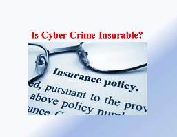 Cyber Risk Insurance Is a Patchwork