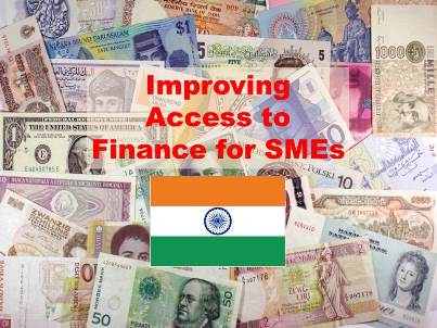 India Launches Micro Units Development Agency (MUDRA BANK) to Aid SMEs