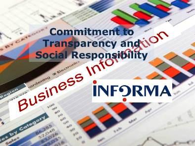Informa D&B 2014 Revenues Up 3.1%