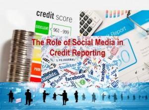 Social Media in Credit Reporting 300