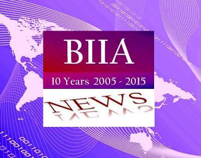 BIIA Newsletter May I – 2015 Issue