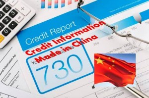 Credit Information Made In China 300