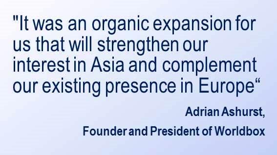 Ashurst Quote June 16 2015
