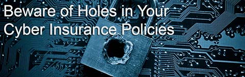 Cyber Security Insurance coverage