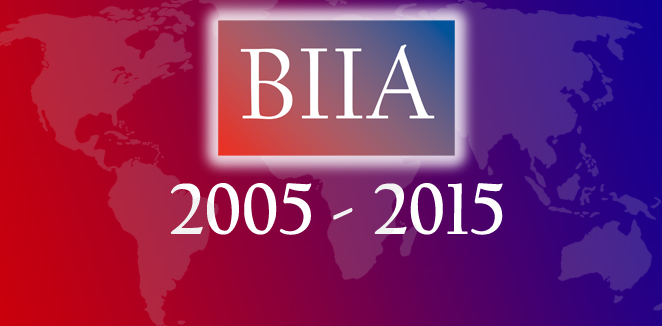 Ten Compelling Reasons for Attending the BIIA 10thAnniversary Business Information Conference