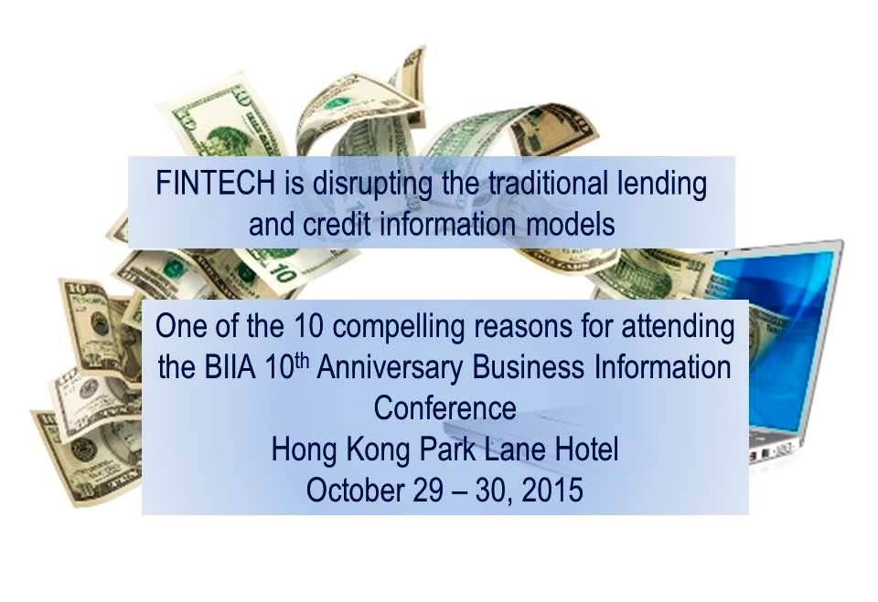 BIIA FINTECH Peer 2 Peer Lending Platforms