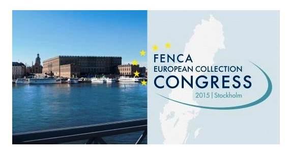 FENCA EUROPEAN COLLECTION CONGRESS 2015