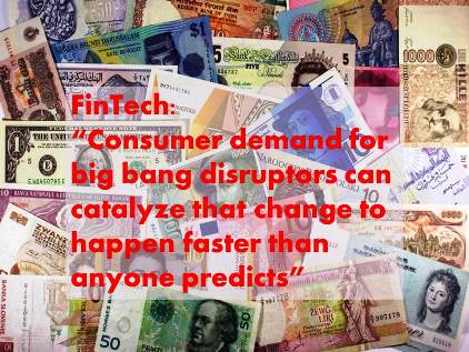 Fintech Quote for Change
