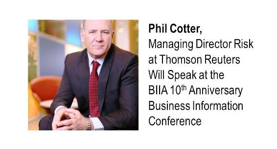 Governance Risk & Compliance are one of the 10 Compelling Reasons for Attending the BIIA 10th Anniversary Conference