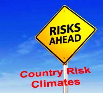Country Risk Climates:  Credit Risks in Middle East and Africa