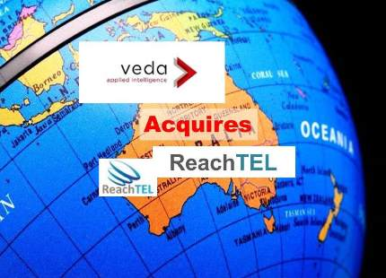 Veda Acquires ReachTEL Expanding its Collections, Fraud & ID and Marketing Services