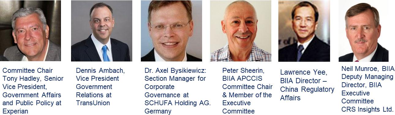 The BIIA Regulatory Committee