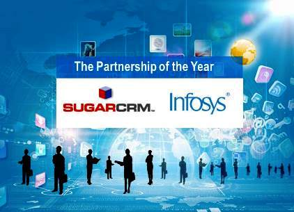 SugarCRM and Infosys in Partnership