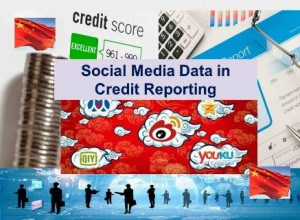 China Social Media in Credit Scoring