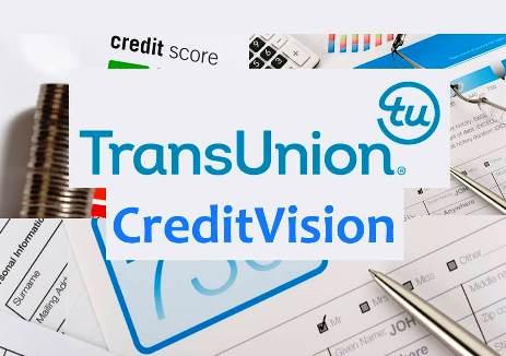 TransUnion Credit Vision