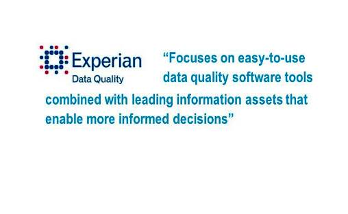 Gartner Positions Experian as a Challenger In the Magic Quadrant for Data Quality Tools 2015