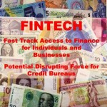 Fintech Access to finance for individuals and businesses