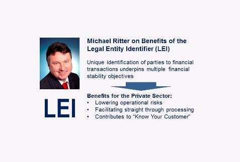 The Legal Entity Identifier Discussion at the BIIA 10th Anniversary Business Information Conference