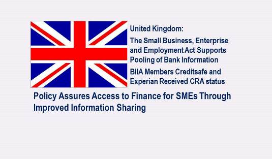 CREDITSAFE TO BECOME UK GOVERNMENT DESIGNATED CREDIT REFERENCE AGENCY (CRA)