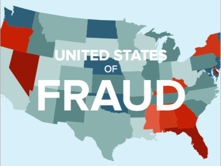 USA of Fraud