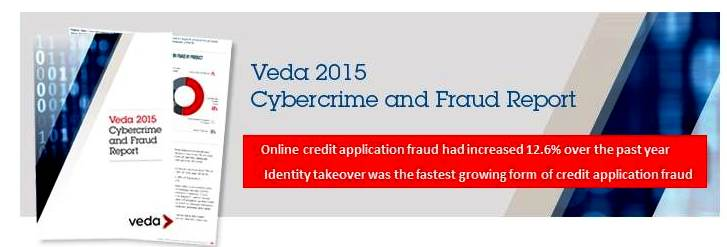 Veda Online fraud report