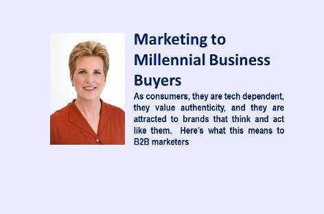 Marketing to Millennial Business Buyers