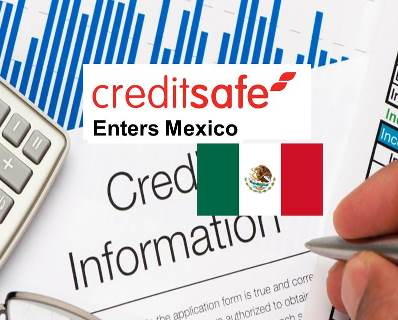 Creditsafe enters mexico