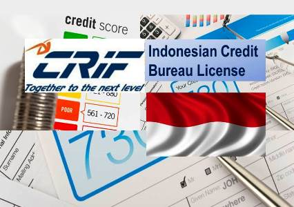 CRIF Obtains Credit Bureau In-principle License from the Financial Services Authority of Indonesia