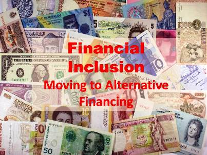 Financial Inclusion Alternative finance