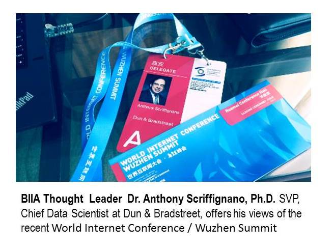 Scriffignano Reflection at World Internet conf