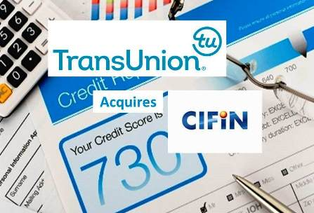 TransUnion Acquires Colombian Credit Bureau CIFIN