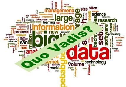 The Future of Big Data – Some Predictions