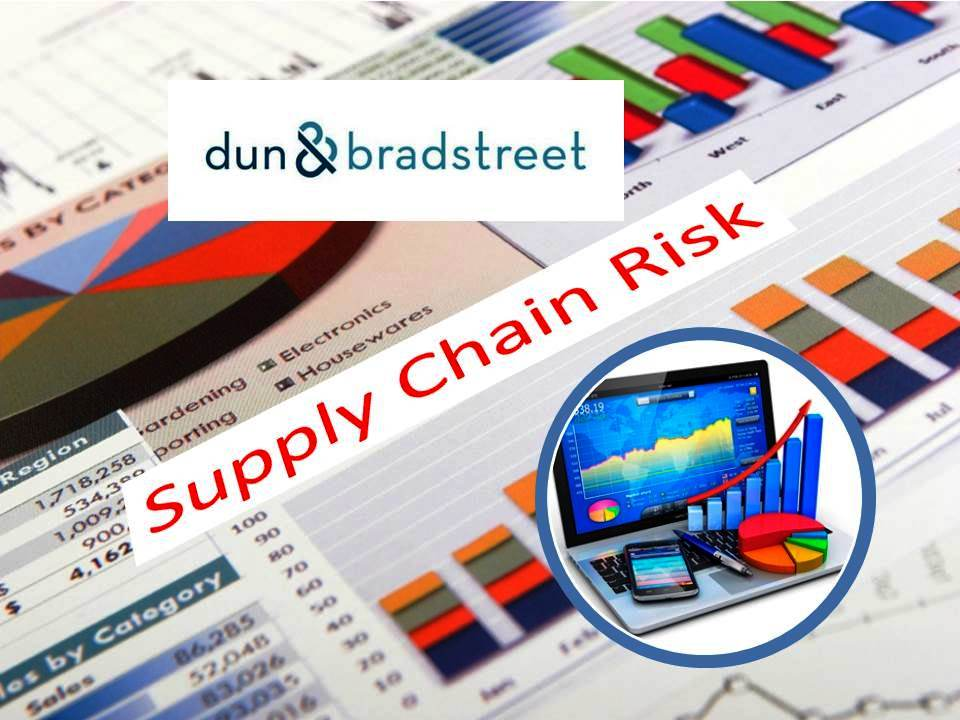 "Dun & Bradstreet Recognized for providing the ""Best Analytics for Credit Scoring and Supplier Risk Assessment"" by Global Finance Magazine."