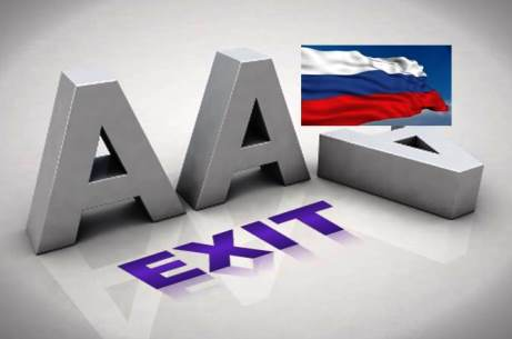 Ratings Agencies Exit from Russia