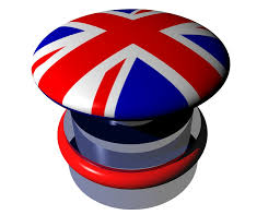 Union Flag brexit button free reuse