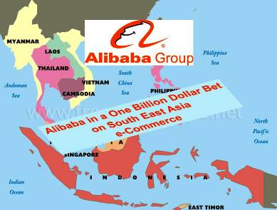 Alibaba Bails Out Lazada in a One Billion Dollar Bet on South East Asia e-Commerce